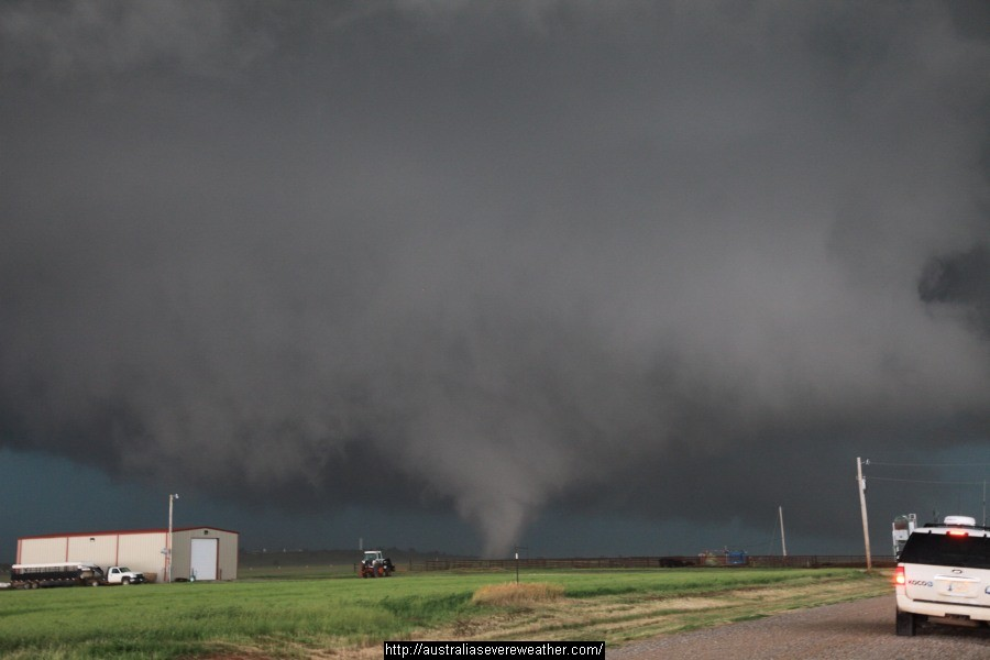 Widest Tornado in History